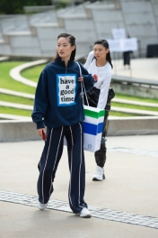 They Are Wearing: Fashion Week Street Style